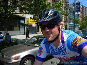 Riding in Harlem