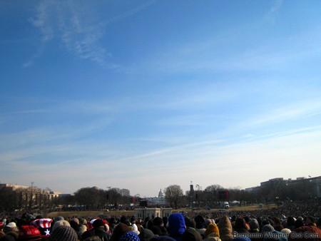 Barack Obama Inauguration Weekend
