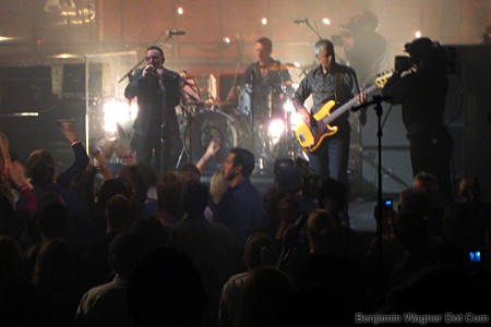 U2 @ The Sommerville Theater
