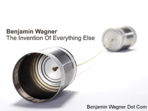 """The Invention Of Everything Else"" Album Art"