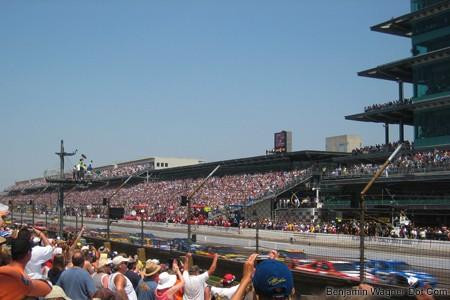 2008 Brickyard 400