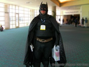 Batman @ Comic-Con