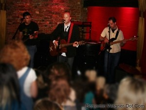 Benjamin Wagner @ Rockwood Music Hall