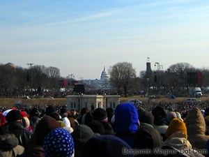 Barack Obama Inauguration Weekend