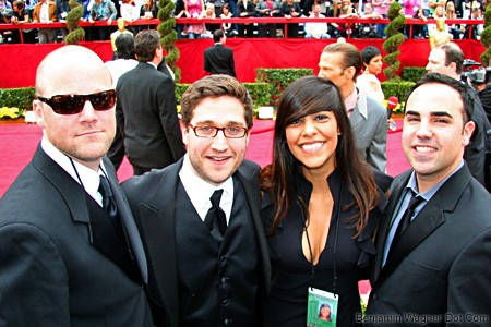 2009 Oscar Red Carpet