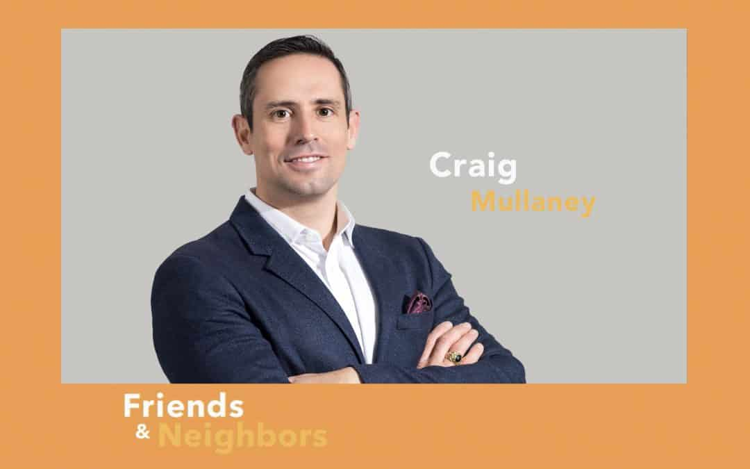 Craig Mullaney: How To Be Human