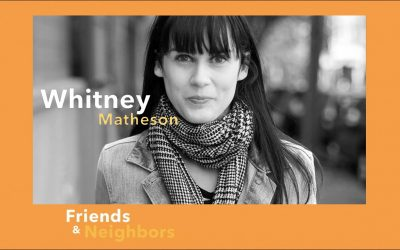 Whitney Matheson: Still Aways Away