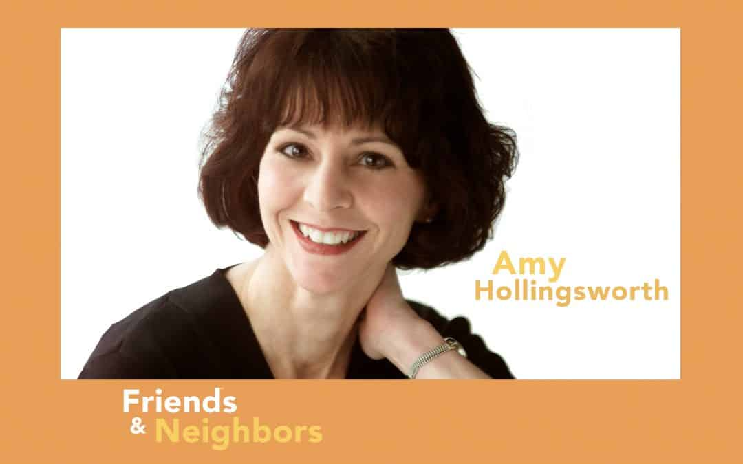 Amy Hollingsworth: The Glimmer